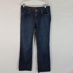 Eddie Bauer Modern Bootcut Jean's Size 10